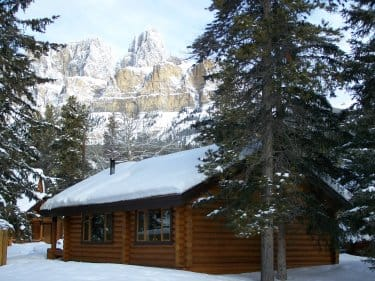 Pet-friendly Cottage/Cabin in Banff