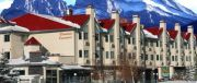 Pet-friendly accommodation in Canmore,   Alberta: Quality Resort Chateau Canmore