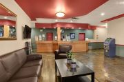 Pets allowed! The Guest House Inn & Suites is a pet-friendly lodging / accommodation in Edson.