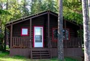 Pets allowed! Postill Lake Lodge is a pet-friendly lodging / accommodation in Kelowna.