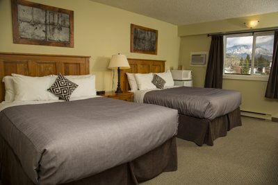 Accommodations in Fernie, British Columbia, Canada